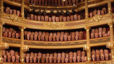 Photo of … e quando devi fare un discorso in pubblico, immagina che siano tutti nudi