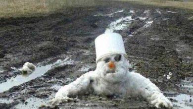 Photo of Dopo un'estate trascorsa nelle viscere della terra, il pupazzo di neve tornava in superficie per continuare ad uccidere gli esseri umani