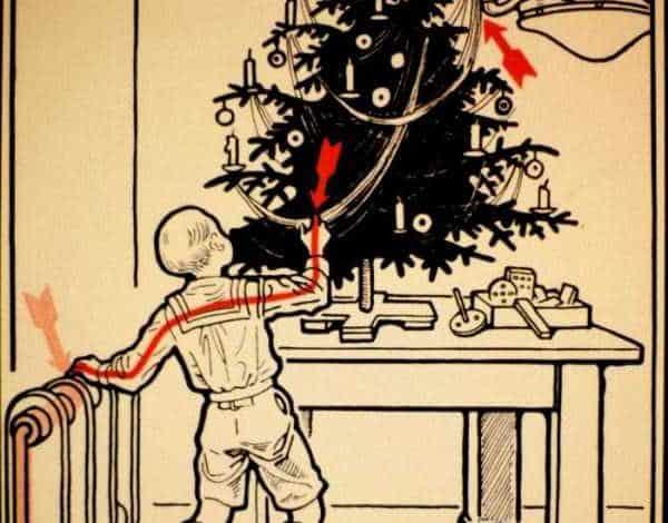 Folgorati: La bellezza dell'albero di Natale