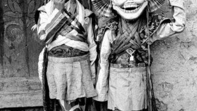 Photo of I bambini con tre occhi sono dotati di possenti mascelle
