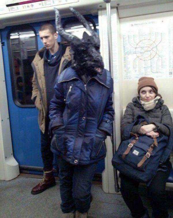 Photo of Quella Linea della Metro era così profonda che anche Satana la utilizzava per tornare a casa