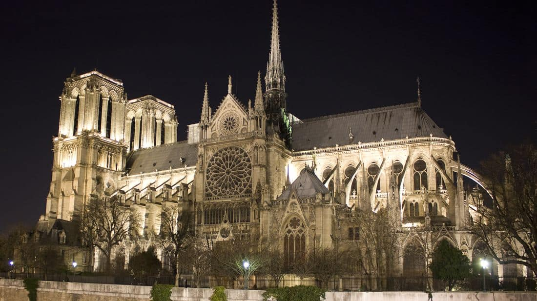 Photo of 13 Curiosità su Notre Dame
