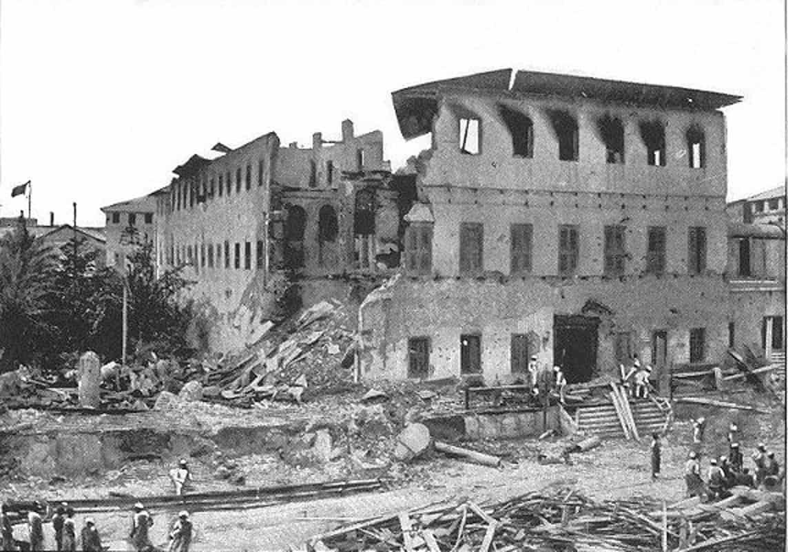 Photo of La guerra più corta della storia