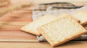 Perché i crackers sono bucherellati?
