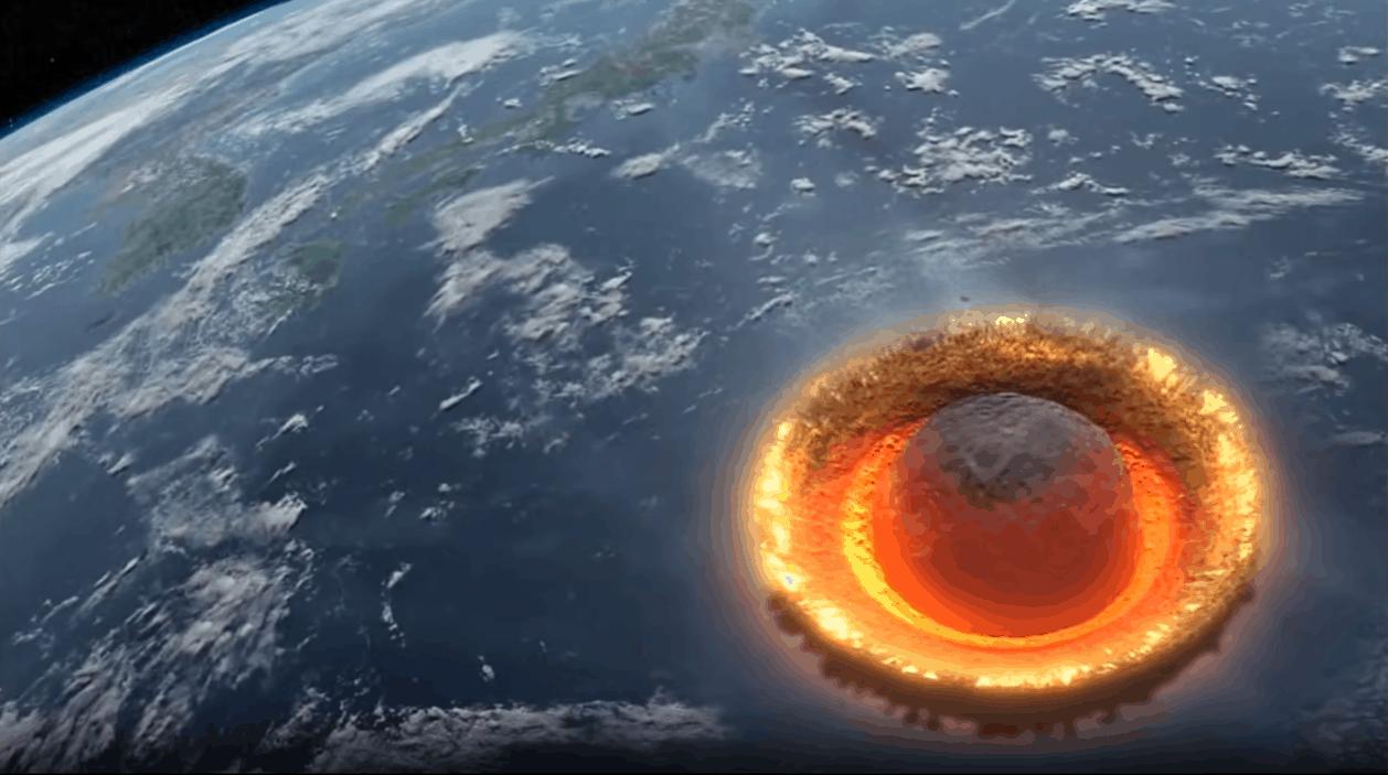 Asteroid Covid 19 Complotto